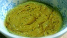 Mexican Avocado Sauce