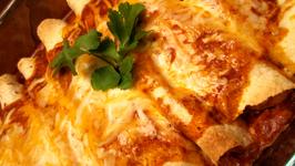 Chicken Or Turkey Enchilada