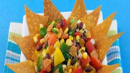 Mexican Salad by Tarla Dalal