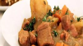 Irish Stew with Guinness - Happy St Patrick's Day