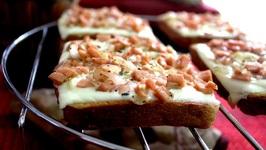 Sausage Bread Pizza (Sunday Breakfast Quick Fix)