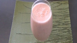 How to Make Strawberry Lassi  Summer Drink