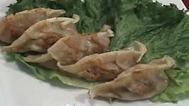 Pork Pot Sticker Dumplings