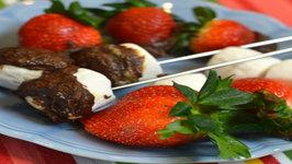 Melting Pot Chocolate Fondue
