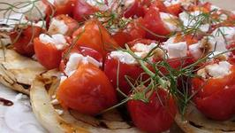 Peppadew Stuffed With Ricotta Salata