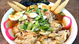 Miso Ramen Noodle Recipe How To Make Ramen NoodleSpicy Alligator Miso Ramen Swamp Monster Ramen