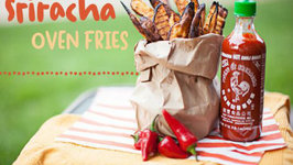 Sriracha Oven Fries  How to Make in 30 Seconds