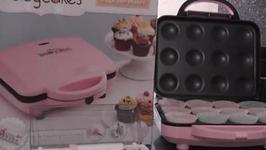 Review of Cupcake Maker