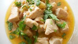 Bhutanese Spicy Chicken