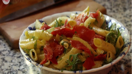 How to make a Salmon Pasta Salad