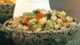 Quick Chickpea Salad