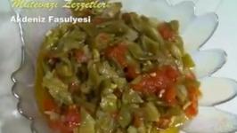 Turkish Akdeniz Fasulyesi