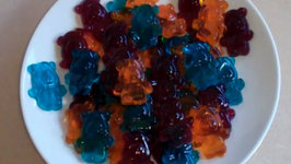How to Make Alcoholic Gummy Bears
