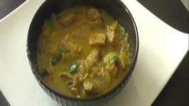 Pork Vindaloo  Indian Pork Curry