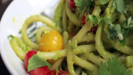 Creamy Avocado Pesto Recipe
