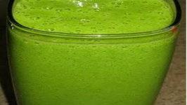 Adonis Goddess Green Smoothie