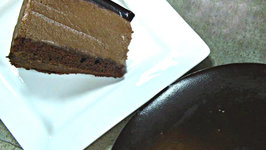 Episode 135 - Cooked Chocolate Mousse Cake