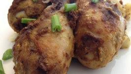 Bhuna Masala Chicken ( Indian Style Chicken Drumsticks)