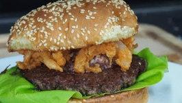 The Stockyards' Butter Burger