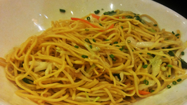 Easy Vegetable Hakka Noodles