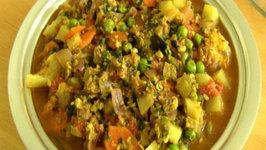Pan Asian Vegetable Kurma (South India)