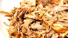 Barbecue Pulled Pork Shoulder