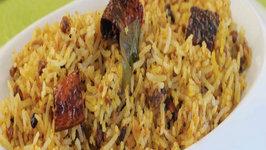 Chitrana Rice by Tarla Dalal