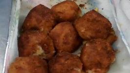 Irish Fried Potato Balls
