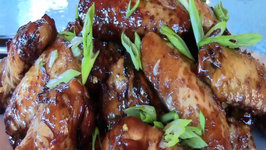 Malaysian Style Chicken Wings