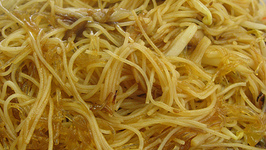 Braised Cabbage With Bean Thread Noodles