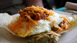Brunch Eggs Ranchero