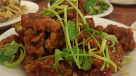 Eggplant In Sweet Sour Sauce