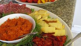 Vegetable Cheese Dip