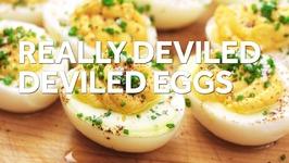 Devilishly Good Deviled Eggs