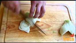 Knife Skills How To Cut A Fennel Bulb
