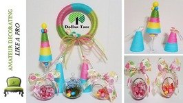 Dollar Tree Easter Themed Baby Shower DIY's and Ideas - Viewer Requested