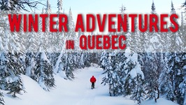 The BEST WINTER ACTIVITIES in SAGUENAY LAC-SAINT-JEAN, QUEBEC