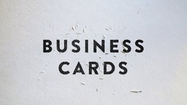 My Thoughts On Business Cards - Are They Important