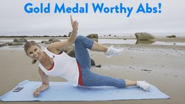 5min Ab Workout - Gold Medal Worthy Abs Routine