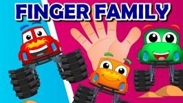 Monster Truck Family  Finger Family Songs  Top 30 Finger Family Collection