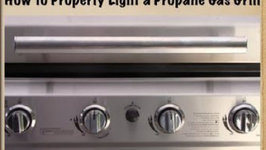 How to Properly Light a Propane Gas Grill - Easy Grilling Tips