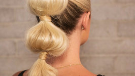 How To- Poofy Ponytail