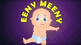 Eeny Meeny - Popular Nursery Rhymes