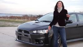 2010 Mitsubishi EVO MR Touring Review