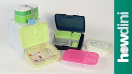 Healthy Lunch Ideas For Kids- How to Choose a Bento Box