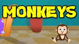 Monkeys - Populsr Nursery Rhymes