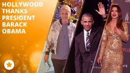 Hollywood Bids Farewell To Barack Obama