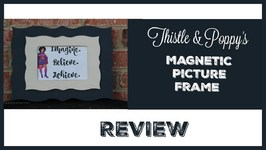 Snap Point Magnetic Picture Frame by Thistle and Poppy