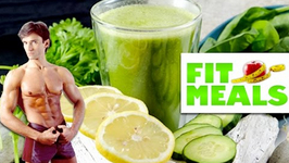 Healthy, Delicious 'Lean and Green' Smoothie - Fit Meals 1