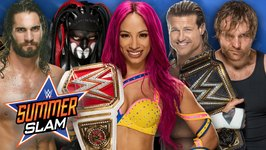 WWE SUMMERSLAM 2016 - Matches, Rumors, Predictions, Highlights, Plans and Possible Results